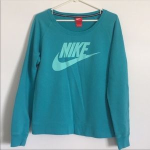 Beautiful turquoise blue top